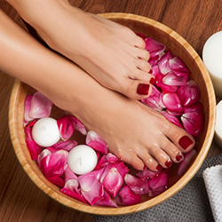 Luxury Spa Pedicure & Manicure